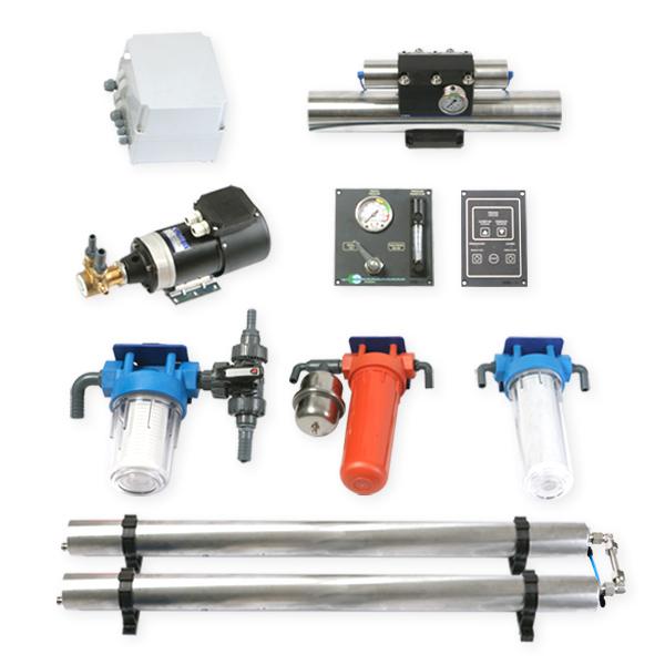 Potabilizadora de agua ModularS90AC