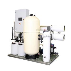 Potabilizadora de agua T-2000