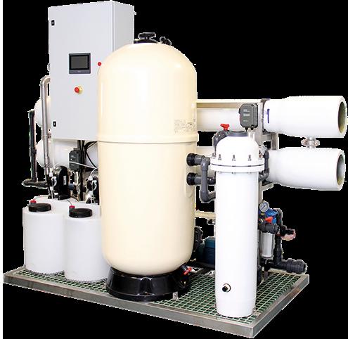 Potabilizadora de agua efficient T-2000