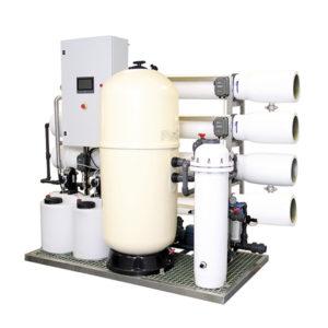 Potabilizadora de agua T-4000
