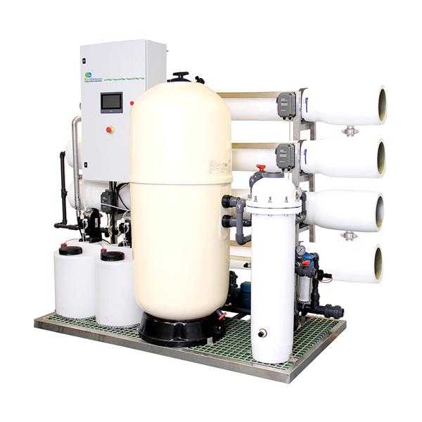 Potabilizadora de agua Efficient T-4000